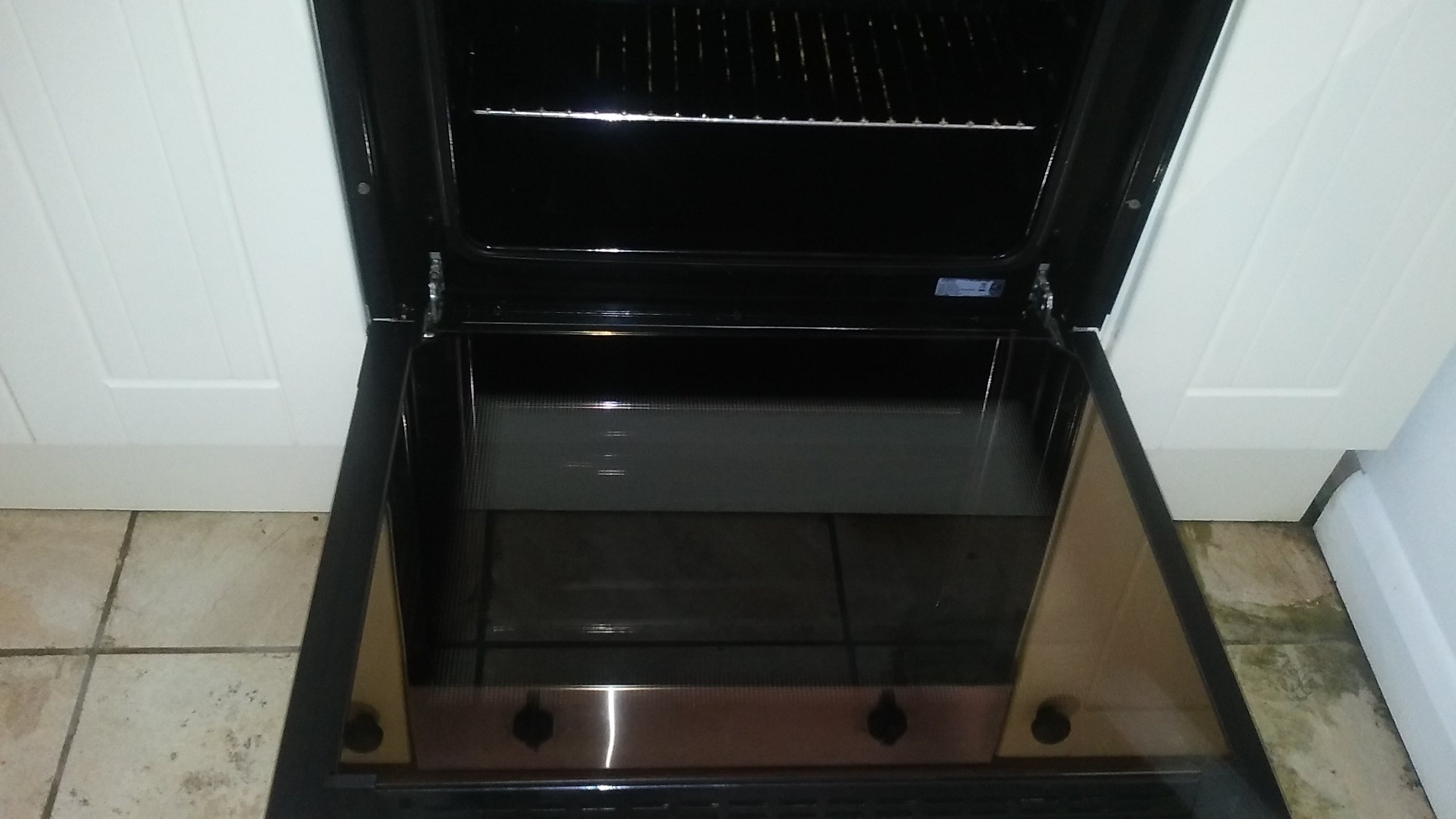CleanOven